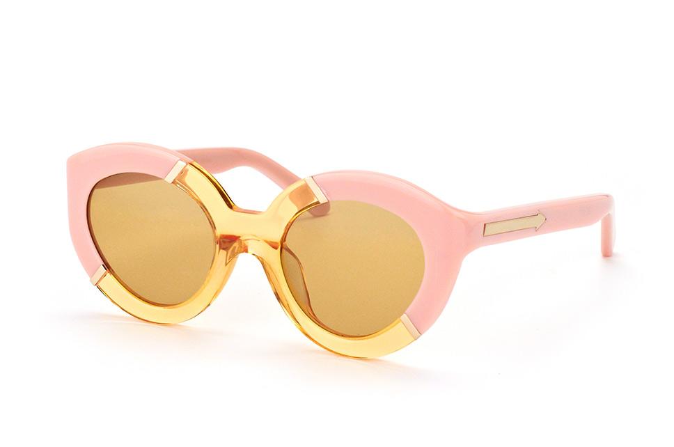 Karen Walker Eyewear KW Poolside Flowerpatch Pink