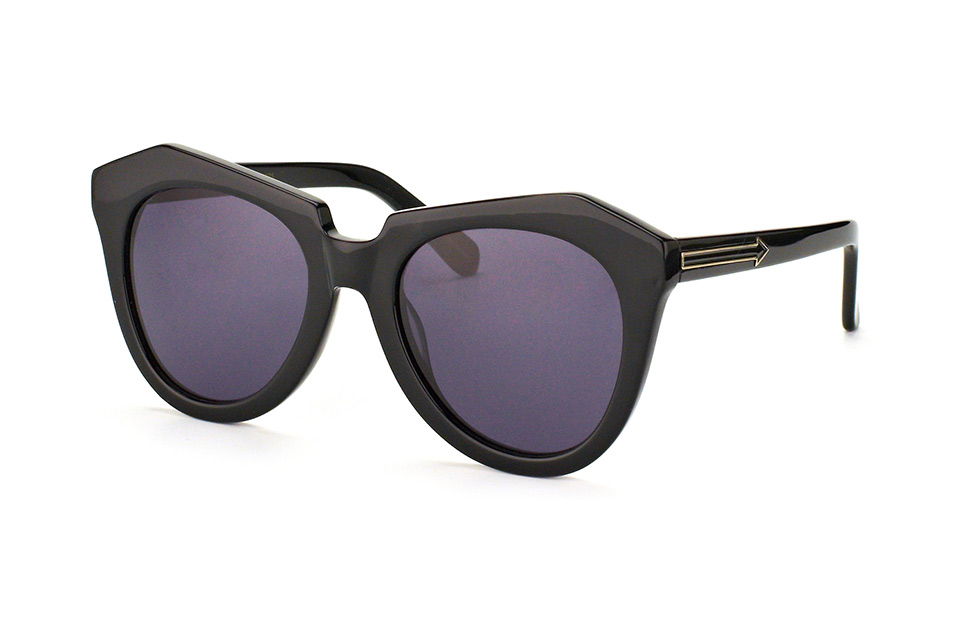 Karen Walker Eyewear KW Number One Black
