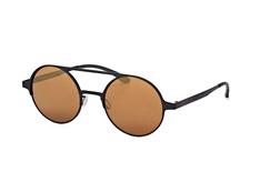adidas Originals AOM 006 009.000, Aviator Sonnenbrillen, Schwarz