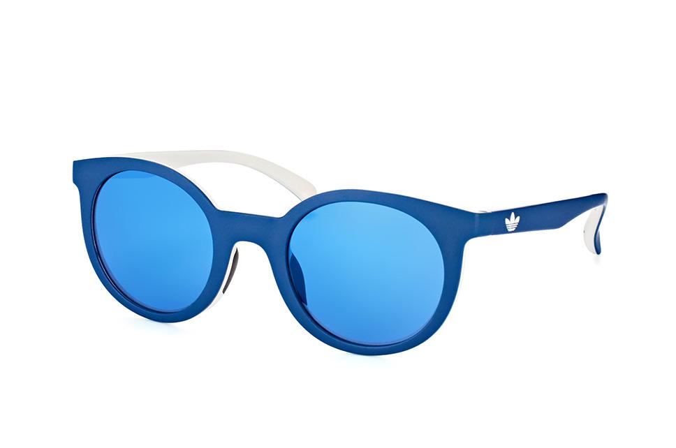 AOR 013 021.001, Round Sonnenbrillen, Blau