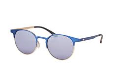 adidas Originals AOM 000 028.120, Round Sonnenbrillen, Blau