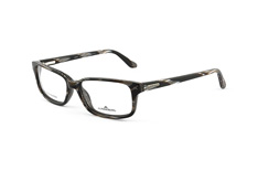 J. Lindeberg JL Cepheus2 638857, Rectangle Brillen, Schwarz