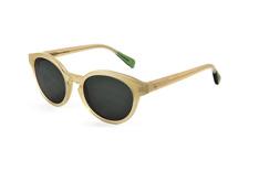 Triwa TR Bonnie Champange, Round Sonnenbrillen, Grün
