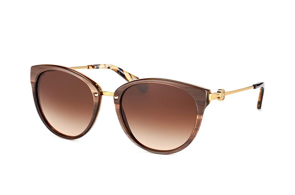 Michael Kors Sonnenbrille Mk1010, Uv400, braun bunt