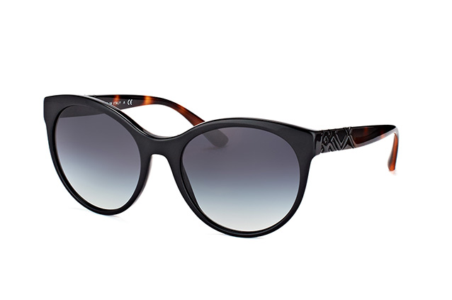 578faabc5393 ... Burberry Sunglasses; Burberry BE 4236 3001/8G. null perspective view ...