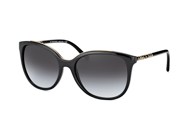 Burberry BE 4237 3001/8G perspective ...