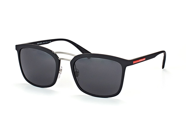 592bb8be29d ... Sunglasses  Prada Linea Rossa PS 03SS DG0-5S0. null perspective view ...