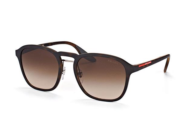 a6880eea2e9f ... Sunglasses  Prada Linea Rossa PS 02SS U61-6S1. null perspective view ...