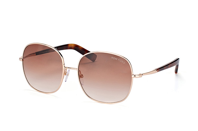 Tom Ford Georgina FT 0499/S 28F Perspektivenansicht