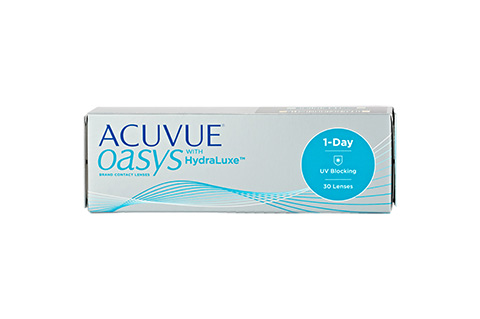 Acuvue Acuvue Oasys 1-Day   vista frontal