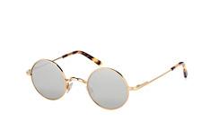 Dolce&Gabbana DG 2168 02/6G, Round Sonnenbrillen, Goldfarben