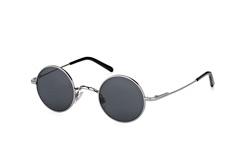 Dolce&Gabbana DG 2168 04/87, Round Sonnenbrillen, Silber