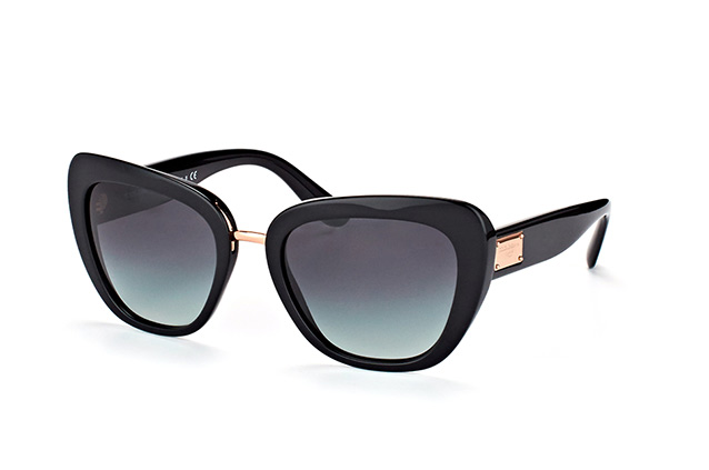 e9573dcebaf ... Dolce Gabbana Sunglasses  Dolce Gabbana DG 4296 501 8G. null  perspective view ...