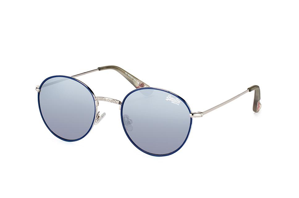 Enso 212, Round Sonnenbrillen, Blau