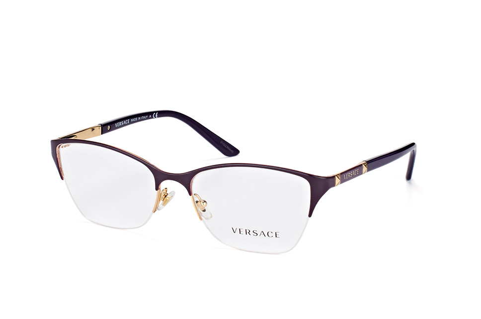 Versace Damen Brille » VE1244«, goldfarben, 1405 - gold