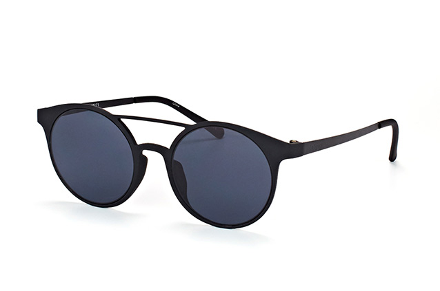 Le Specs Demo Mode Black Rubber black Damen N4KJfh