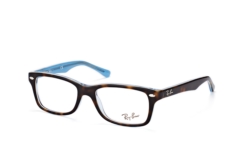 ray ban junior brille braun