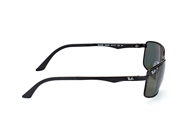 Ray-Ban RB 3498 002/9A small Perspektivenansicht