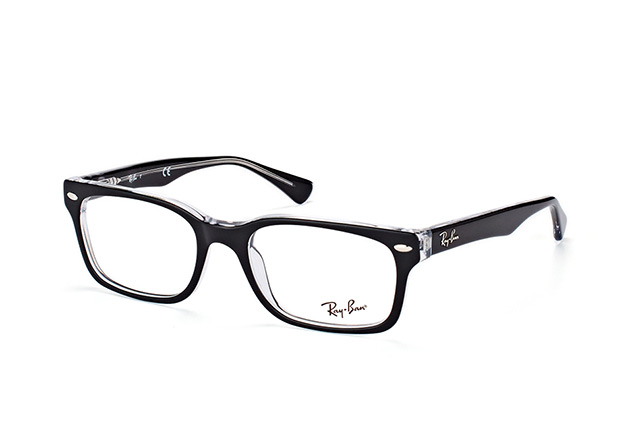 04dd0fa9116 ... Glasses  Ray-Ban RX 5286 2034 small. null perspective view ...