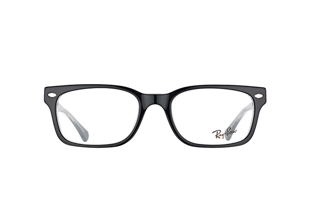 Ray-Ban RX 5286 2034 small Perspektivenansicht