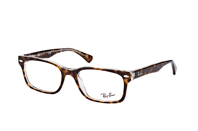 Ray-Ban RX 5286 5082 small Perspektivenansicht