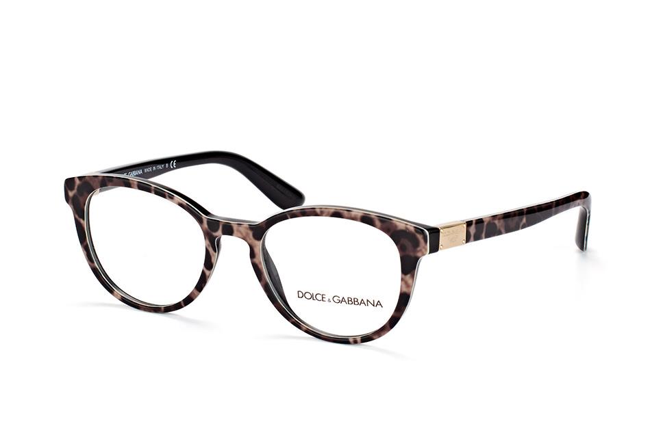 DOLCE & GABBANA Dolce & Gabbana Damen Brille » DG5032«, braun, 502 - braun