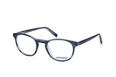 Converse A 124 grey-horn, Round Brillen, Blau