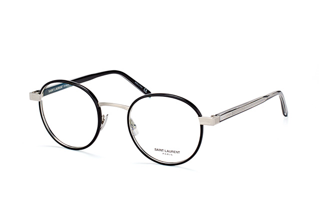 ba7d4371eb Back to overview · Home · Glasses · Saint Laurent Glasses  Saint Laurent SL  125 001. null perspective view ...
