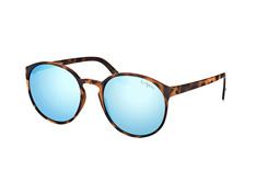Le Specs Swizzle 1602151, Round Sonnenbrillen, Havana