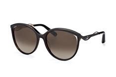 Dior Dior Metaleyes1 6NY HA, Butterfly Sonnenbrillen, Dunkelbraun