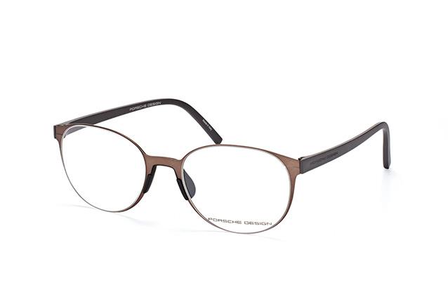 9b8aae3fab35 Details about NEW Porsche Design P8312 D 53mm Brown Grey Optical Eyeglasses  Frames