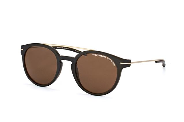 PORSCHE Design Porsche Design Sonnenbrille » P8644«, braun, B - braun/braun