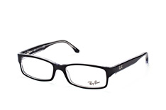 ray-ban-rx-5114-2034-large-rectangle-brillen-schwarz