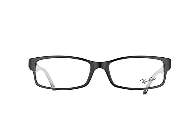 Ray-Ban RX 5114 2034 large Perspektivenansicht
