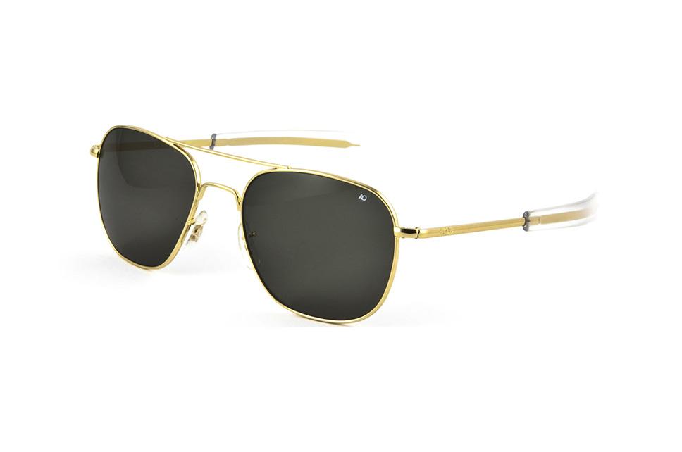 American Optical AO 5257 Pilot Gold