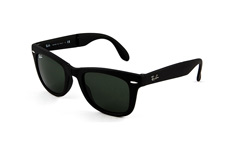 Ray-Ban Folding Wayfarer RB 4105 601-S small