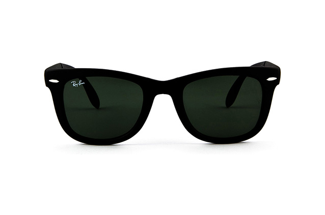 Ray-Ban Folding Wayfarer RB 4105 601-S perspective view
