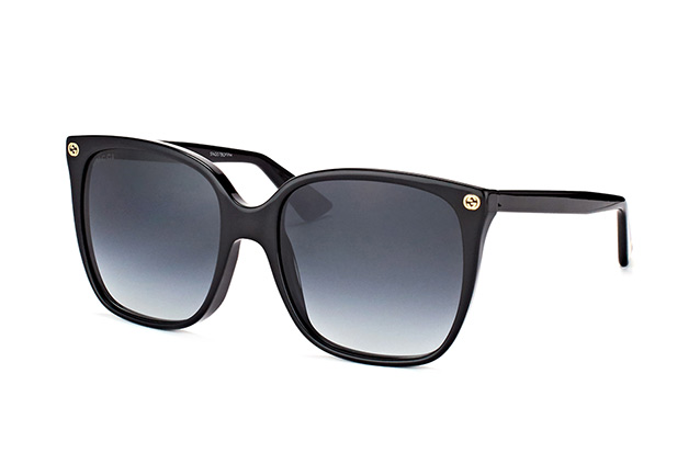 Gucci GG 0022S 001 perspective view