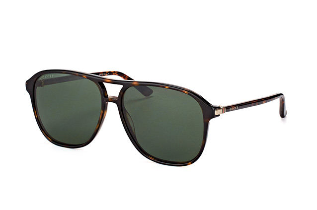 746d55af31f Back to overview · Home · Sunglasses · Gucci Sunglasses  Gucci GG 0016S 007.  null perspective view ...
