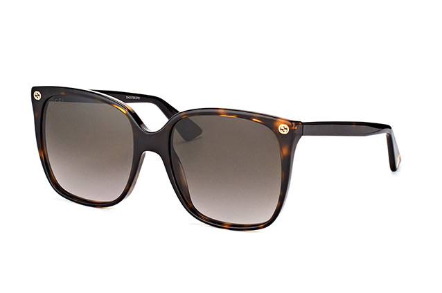 Gucci GG 0022S 003 perspective view