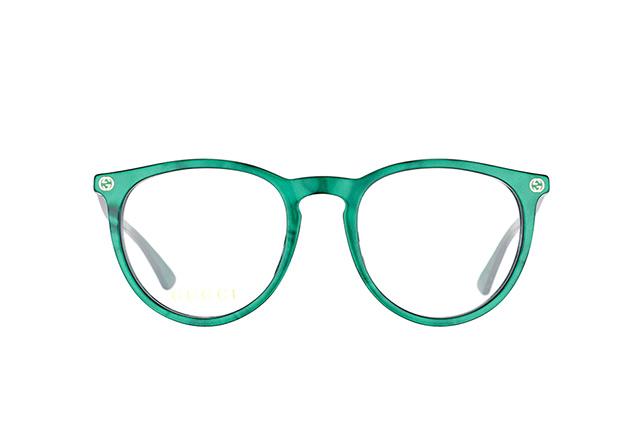 d16a5e61ad9a ... Gucci Glasses  Gucci GG 0027O 006. null perspective view  null  perspective view  null perspective view