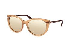 Vogue Eyewear VO 2941S 25335A, Butterfly Sonnenbrillen, Hellbraun