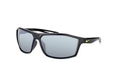 Nike Intersect EV 1010 001, Rectangle Sonnenbrillen, Schwarz
