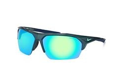 Nike Terminus EV 1031 333, Sporty Sonnenbrillen, Grau