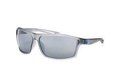Nike Intersect EV 1010 014, Rectangle Sonnenbrillen, Grau