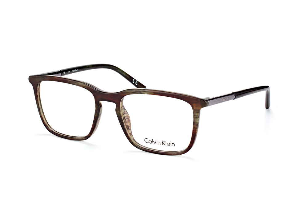 Calvin Klein Herren Brille » CK5970«, braun, 201 - braun
