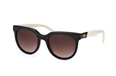 Lacoste L 850S 214, Round Sonnenbrillen, Schwarz