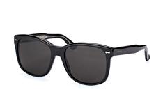 Gucci GG 0050S 001, Square Sonnenbrillen, Schwarz
