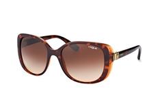 Vogue Eyewear VO 5155S 238613, Butterfly Sonnenbrillen, Braun
