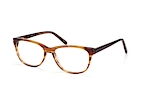 Mister Spex Collection Farina 4007 002 Havana / Brown perspective view thumbnail